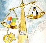 Битва Linux и Windows