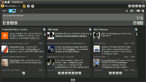 TweetDeck - Twetter-клиент для Linux